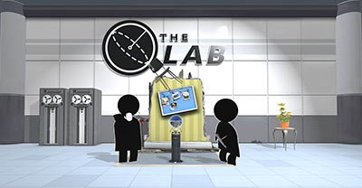 The Lab juego de realidad virtual alteuairevirtual